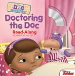 Doc-McStuffins-Read-Along-Storybook-and-CD-Doctoring-the-Doc-0